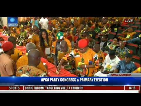 APGA Party Congress & Primary Election Pt.12 | Live Coverage