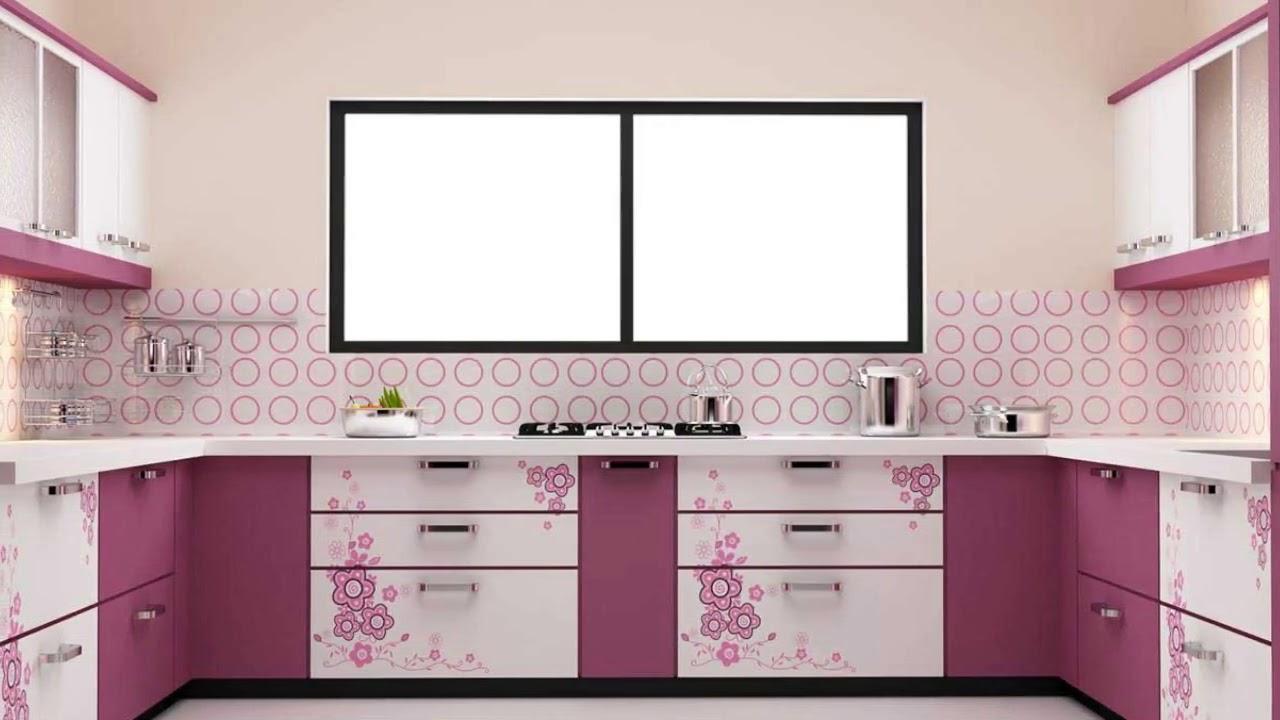 Modular kitchen design for small area in india youtube for Modular kitchen designs youtube