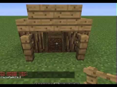 Minecraft como hacer una casa de perro youtube - Como construir tu casa ...