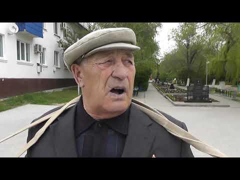 Пикет смелого человека из Дубовки против Путина
