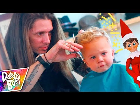 Download Youtube: He Surprised EVERYONE! ✨ Finn's New Hair Transformation!