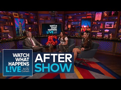 After Show: Ashley Tisdale's Housewives Tagline   WWHL