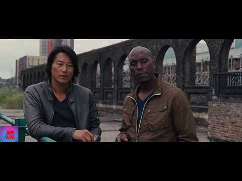 Fast & Furious 6   2013   Subway Fight (5/9) DopeClips