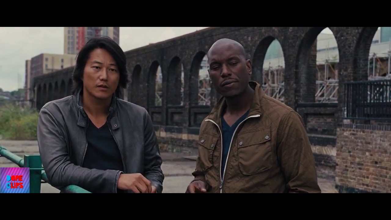 Download Fast & Furious 6   2013   Subway Fight (5/9) DopeClips
