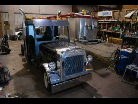 Peterbilt Golf Cart Project Youtube