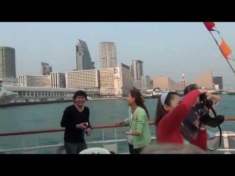 บันทึกการเดินทาง Hong Kong ของบีหรุซัง part 1