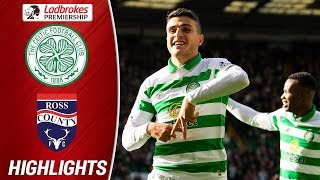 Celtic 6-0 Ross County | Edouard stars as Celts put 6 past Staggies | Ladbrokes Premiership