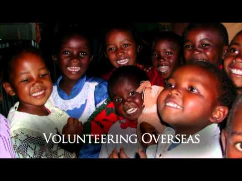 International Volunteer Projects - part 1