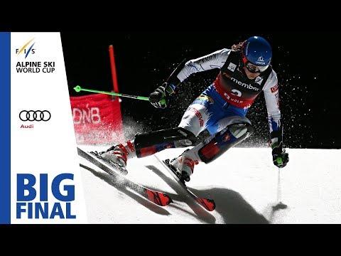 Shiffrin vs. Vlhova | Big Final | Oslo (City Event) | Ladies' PSL | FIS Alpine