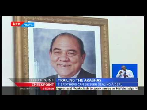 Secret video of Akashas in underworld narcotics dealings leaked