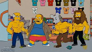 The Simpsons: Marge Goes to The Gym thumbnail