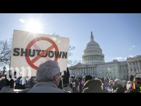 To avoid another shutdown, Republicans stop blaming Pelosi and start urging Trump