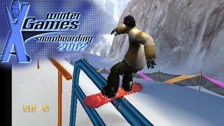 ESPN Winter X Games Snowboarding 2002 ... (PS2)