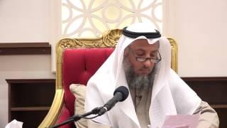 لماذا الله يعاقب الناس وهو يعلم بحدوثها الشيخ د.عثمان الخميس