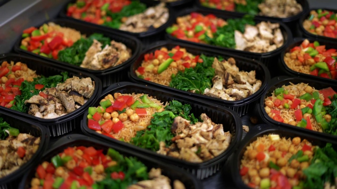 healthy meal prep delivery