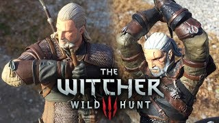 Witcher 3 Statues Unboxing and Review (Collectors Edition)