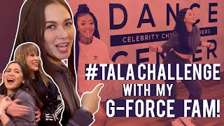 #MajaMoves - #TalaChallenge with my G-Force Fam!