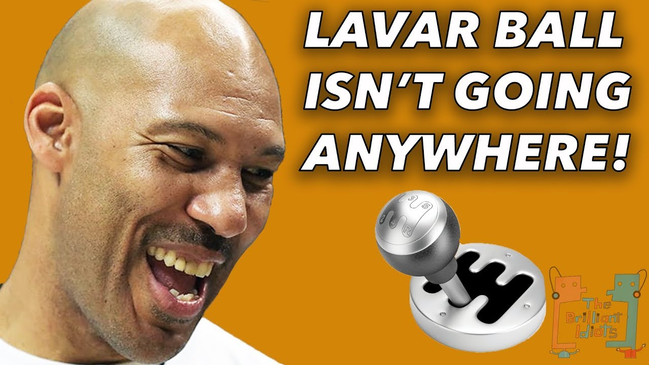 SWITCHING GEARS WITH LAVAR BALL