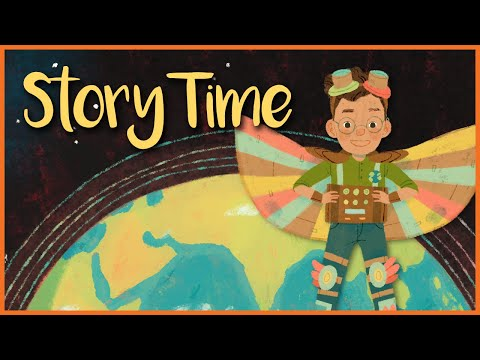 Dear Earth ...From Your Friends in Room 5 | Storytime Read Aloud