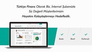 Türkiye Finans - Bireysel İnternet Şubesi