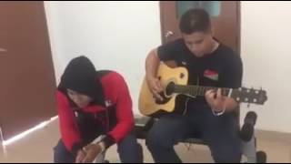 Anak Saleem Iklim Nyanyi Lagu Bunga Emas