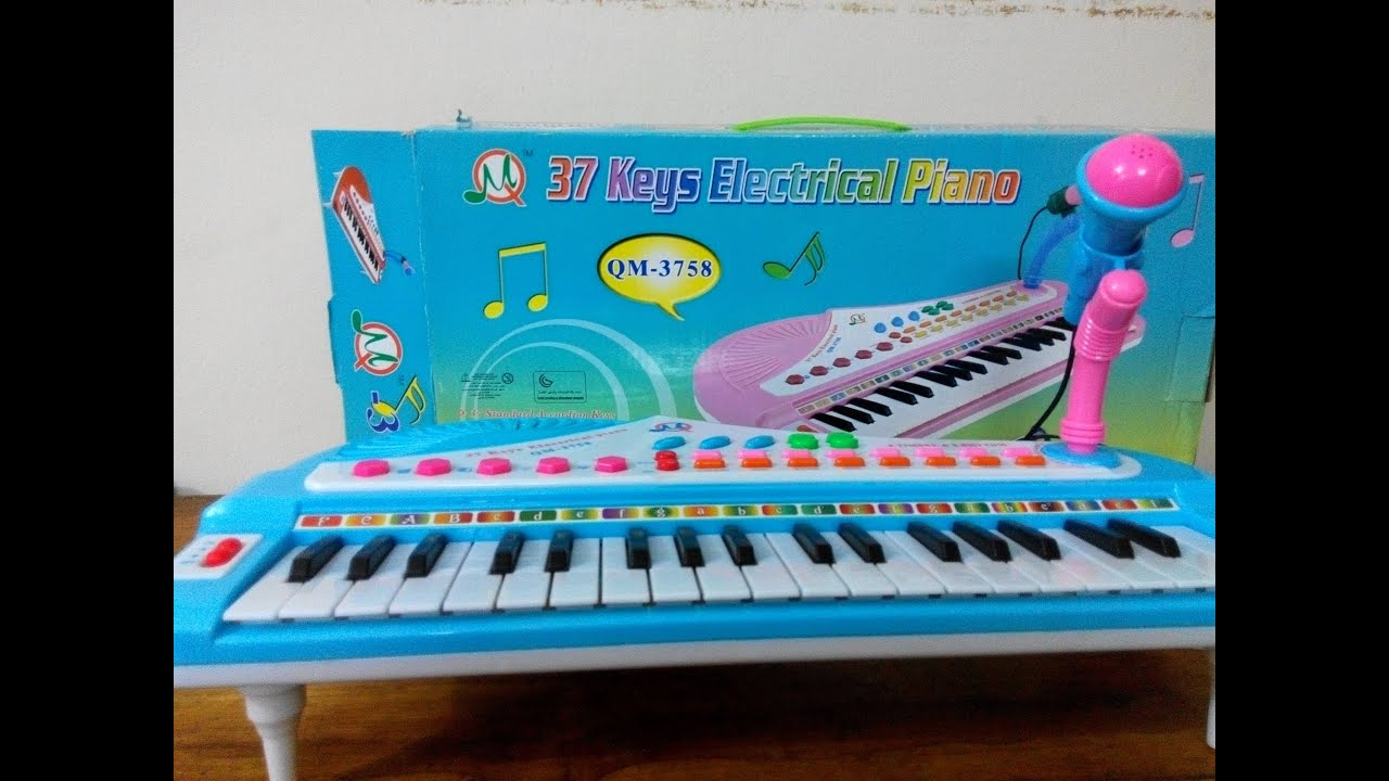 Toy Keyboards Pianos Best Kids Pianos Keyboards Youtube