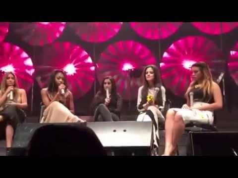 Fifth Harmony Q&A - Social Change (Glenside PA)