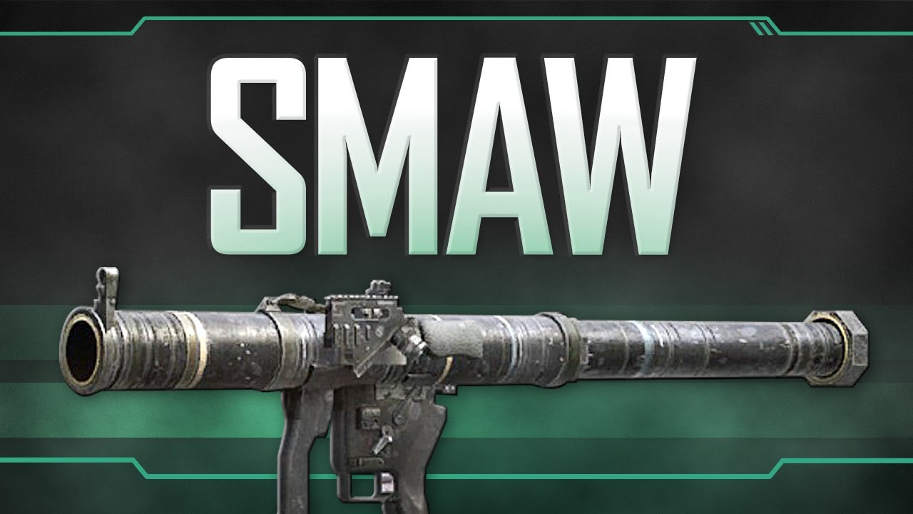 Smaw Black Ops 2 Weapon Guide Youtube