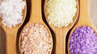 Соль и сода для похудения