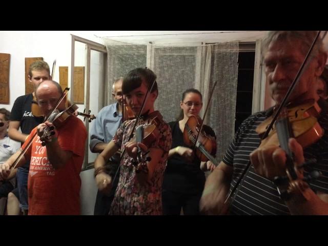 Métatábor 2017 - Rőmer Ottó csapata - összehúzás
