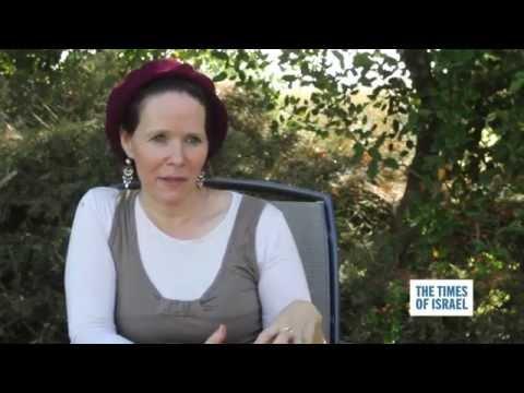 Rachelle Fraenkel speaks to the Times of Israel