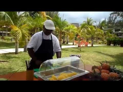 PINEAPPLE STICK LOLLY (MAURITIUS)