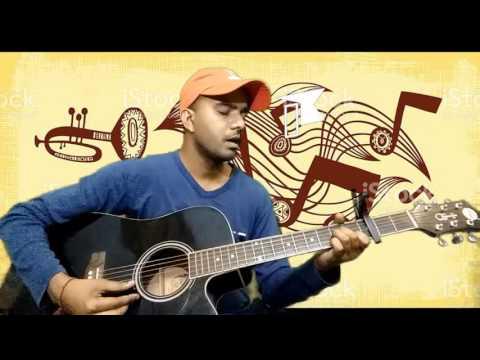 Mere Rashke Qamar | Baadshaho| | Guitar Cover | Chords | Lesson | Raees|