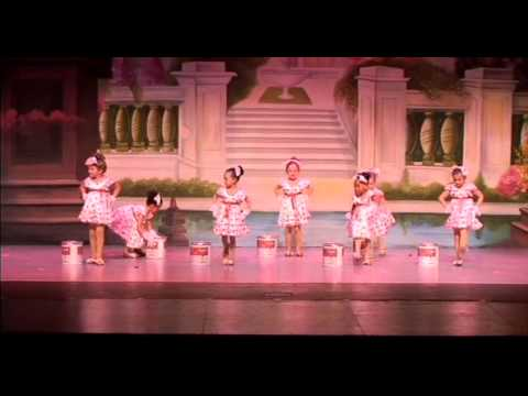 Cara's Dance Recital 2013 - Animal Crackers in my Soup