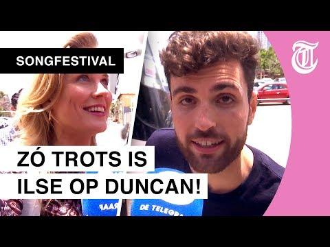 Duncans laatste boodschap voor Nederland