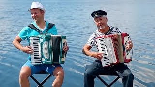 French Accordion Music Valse Musette- Duo Jo & Huib - Accordeon akordeon acordeon vals Akkordeon