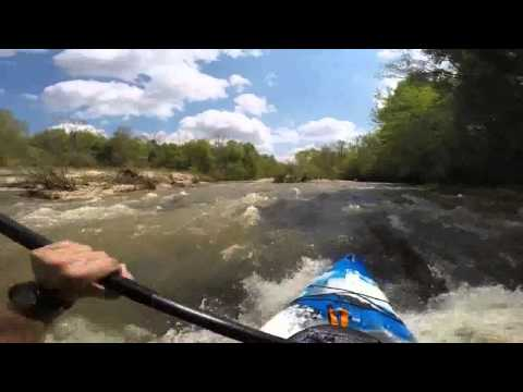 How to kayak through  Tuskegee forrest down the Uphapee and Chewacla Creek in Macon County Alabama