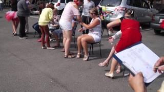 Конкурс АВТОЛЕДИ в День города Буя 9.08.2014 г./оказание помощи