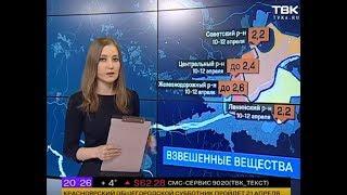 """Экология - """"ядовитый газ"""" в Ленинском районе"""