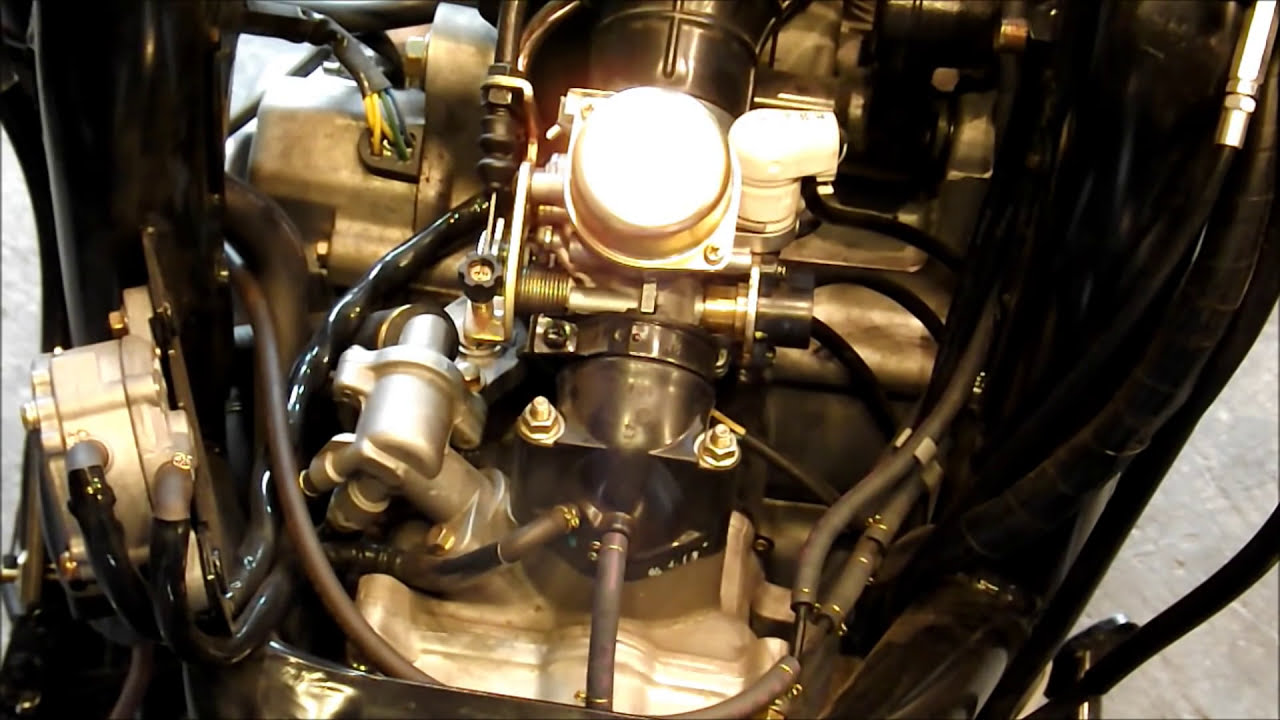 DIY HOW TO REMOVE AND CLEAN A SCOOTER CARBURETOR  YouTube