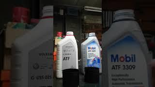 Atf G055025A2 vs Mobil ATF3309