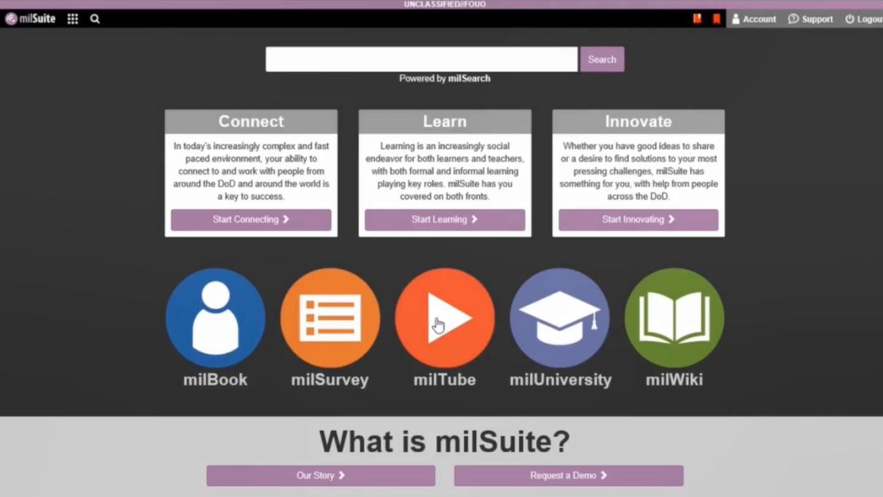 MilSuite