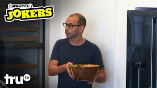 Impractical Jokers: Inside Jokes - You Think You Wanna Watch the Place? | truTV