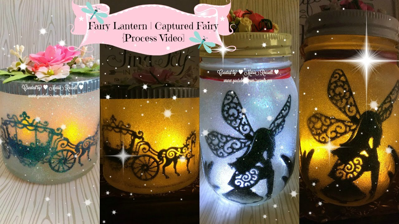 Fairy Lantern Cinderella Lantern Captured Fairy