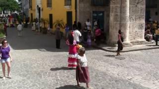 Cuba Travel 2011: 蝗蟲不只內地有, 本地也有(強搶免費報紙