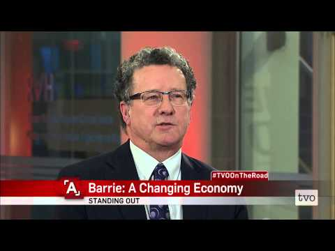Barrie: A Changing Economy
