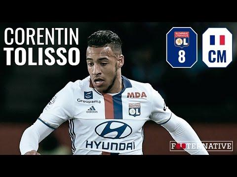 Corentin Tolisso l Lyon 2016/17