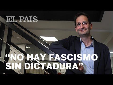 """federico-finchelstein,-historiador:-""""no-hay-fascismo-sin-dictadura,-ni-populismo-sin-elecciones"""""""