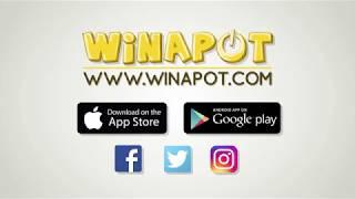 Concursa en TV con tu Móvil Winapot App