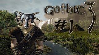 Gothic 3 PL 1 Pora Na Przygodę